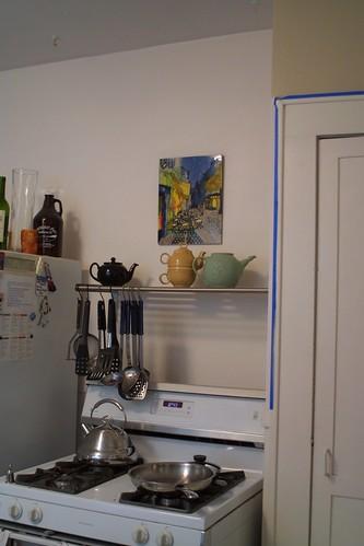 The Kitchen-pre paint