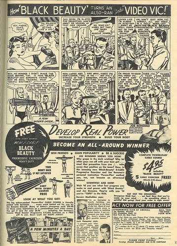 Vintage Ad #150 - Video Vic!