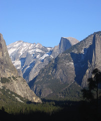 Tunnel View, late afternoon