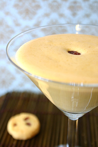 Moscato Zabaglione and Lemon Polenta Cookies