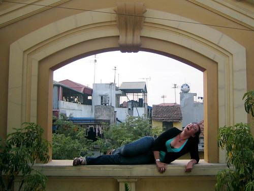 Janelle (hearts) Hanoi?