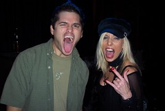 "I said: ""smile"".. (Tomitheos) Tags: party favorite toronto tongue mouth google opera couple flickr published image teeth creative images explore scream sos now today 2007 encyclopedia reverb stockphotography project365 spontaneousoperasyndrome φωτογραφία tomitheos"