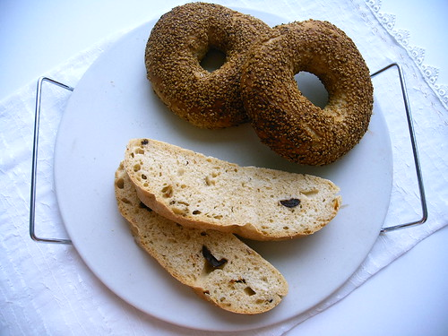 Simit ve Foccacia