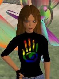 Anya in December 2005