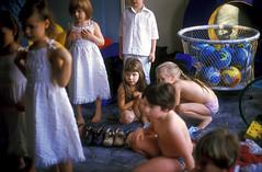 kind09 (ellfin) Tags: boy sea girl kids children scenery fuji russia moscow bodylanguage slide kindergarten nikonn80 mrchen