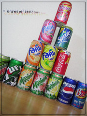 {Tell Me What's Your Favorite} (al-noof) Tags: pepsi fanta shani cola 7up mountaindew mirinda becola sprite drinks alnoof