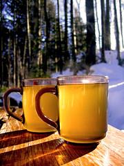 Due tazze di thé - by luca.candini