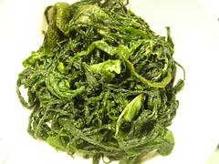 seaweed salad- raw
