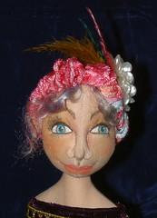 Doll headdress