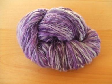 Spunky Eclectic Purple Haze Merino
