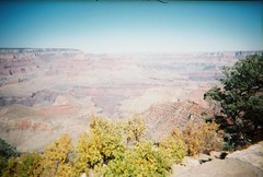 Painted Desert 5 (toonspirit_professor) Tags: autumn trees arizona grandcanyon painteddesert clearskies fallseason thebighole