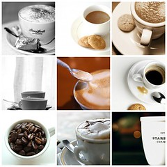 9 coffe favorites [Photo by visualpanic] (CC BY-SA 3.0)