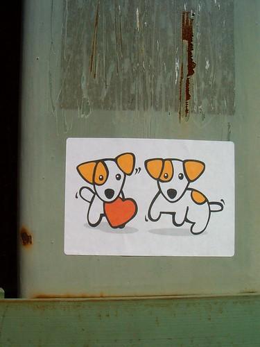 HPIM13429. Sticker, Helsinki