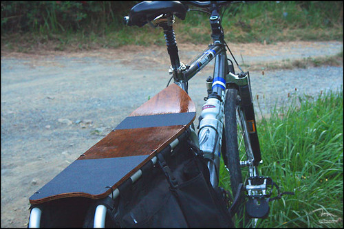 Custom xtracycle snapdeck 2