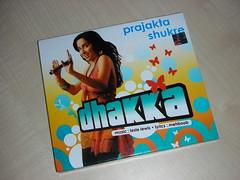 Dhakka album of Prakajta Shukhre (Brajeshwar) Tags: music cover prajakta dhakka shukhre ithun shukre