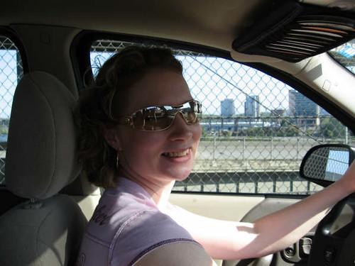 angela driving