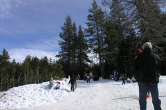 Snow 112 (Jill Huang) Tags: snow sledding boreal 20070217