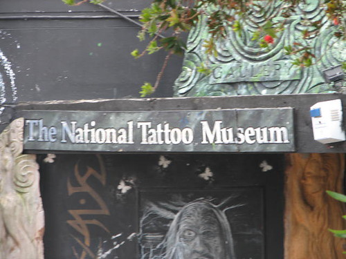 Tattoo Museum The National Tattoo