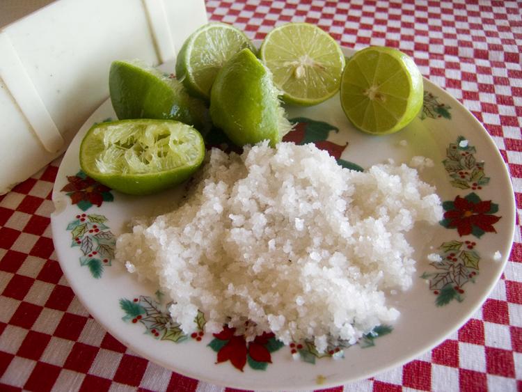 lime & salt