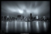 Dark & Light (Arnold Pouteau's) Tags: nyc newyorkcity longexposure skyline clouds searchthebest manhattan quality midtown queens eastriver lic longislandcity nght