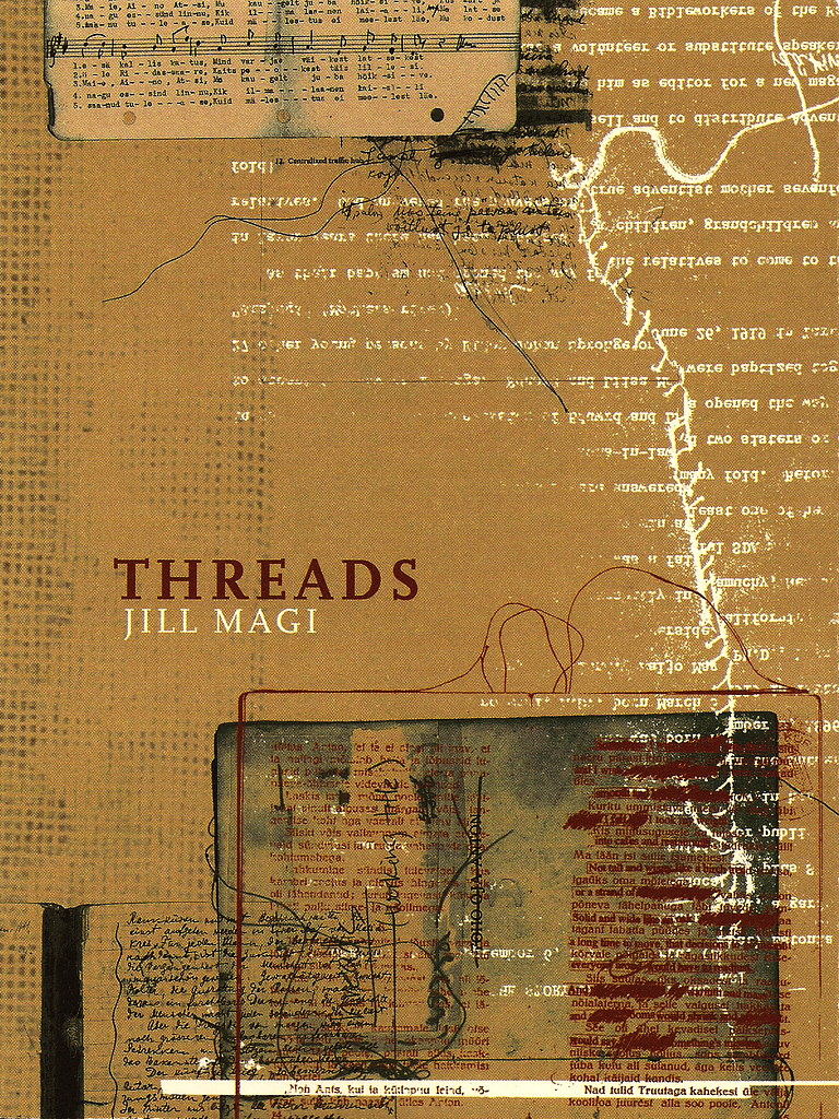 THREADS Jill Magi Futurepoem