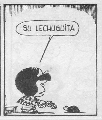 Mafalda y Burocracia