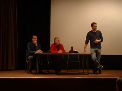 Panel discussion with Peter Tatchell, Sue Sanders and Martin Dockrell