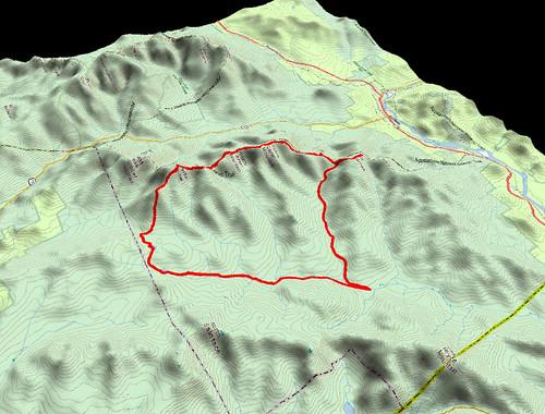 carter-ridge-hike-topo