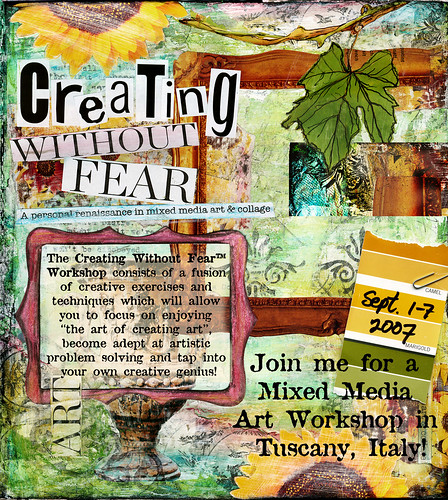 Creating without Fear Workshop