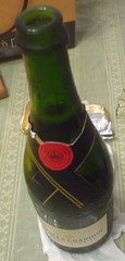 03.Moet & Chandon Brut Imperial Champagne (開瓶後)