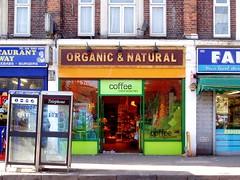 Organic & Natural, Clapton, E5