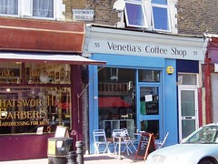 Picture of Venetia's Coffee Shop, E5 0LH