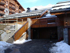 Snowboarding - Les Menuires 115 (Groodles) Tags: snow chalet lesmenuires reberty