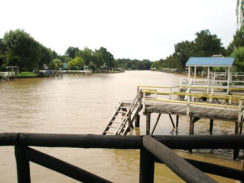 Tigre River Delta