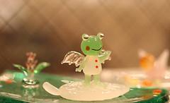 Frog angel