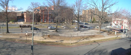 Carter G. Woodson Park Panorama