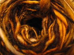 Tiger Eye yarn