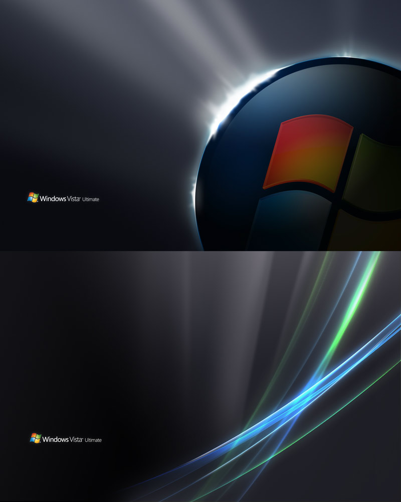 Windows Vista Ultimate Wallpapers · Ultimate wallpapers