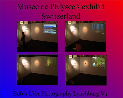 Swiss Museum exhibit