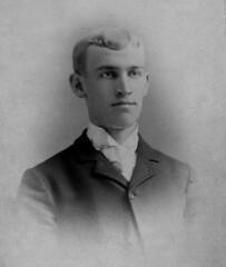 Herbert Clark Blackmer ca. 1890