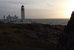 evening approaches at rua reidh lighthouse (Norehearsal) Tags: sea lighthouse coast march scotland ross rocks waves visit minch gairloch wester rubha reidh