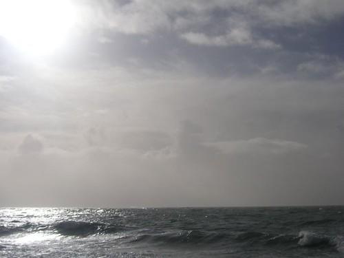 Wind and sky