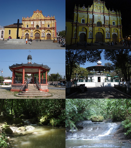 AguaSelva, San Cristobal, my broken camera and some other places in Chiapas.