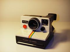 Polaroid One-Step (SqueakyMarmot) Tags: camera film polaroid collection instant filmcamera polaroidonestep cameracollection
