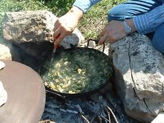 בישול בטבע