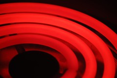 Heat (Jeremy Stockwell) Tags: red orange abstract hot kitchen four nikon glow geometry 4 minimal gone stove heat photofriday minimalism burner glows d40 jeremystockwellpix nikond40 mop032007 photofridayheat inhot
