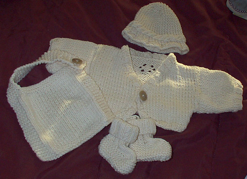 Free Knitted Baby Bib Patterns Free Knitted Baby Baby