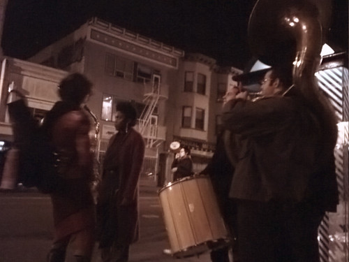Band in The Mission