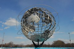 Location Scout - Unisphere, Queens NYC (Sam Rohn - 360 Photography) Tags: nyc newyorkcity usa architecture geotagged interesting queens 1224mmf4g filmmaking filmproduction unisphere scouting filmlocation 1964worldsfair locationscouting locationscout flushingmeadowspark filmscouting samrohn geo:lat=40746444 geo:lon=73845119 filmscout