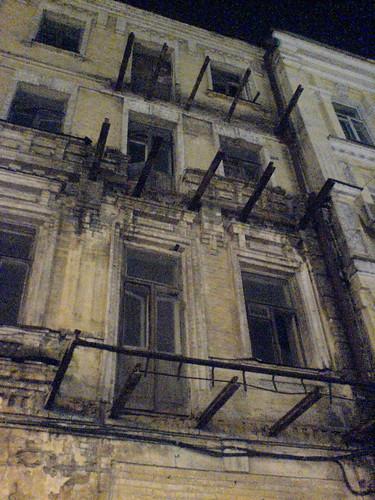 Abandoned in Kiev